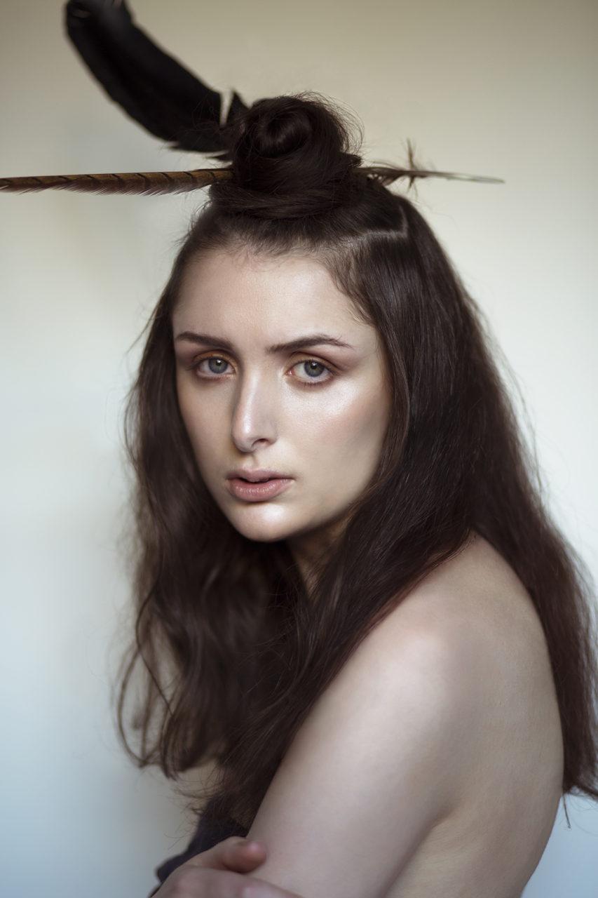 Frances Violet Mcbain - Bohemian Greenery -  Pantone 2017 - Kat Terek